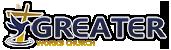 Greater Works Church  - Christ Centered Church Logo