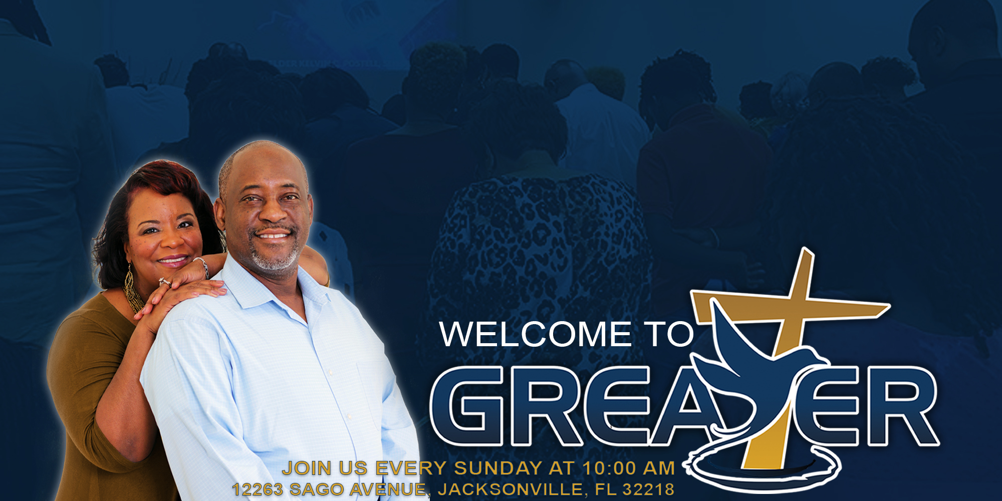Join Us At Greater Works Church